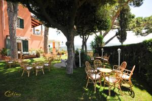 Villa Elvira Vaselli - Giardino